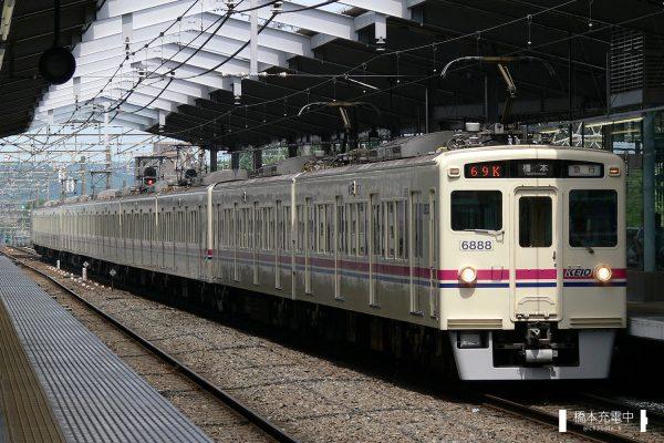 京王6000系 6438F