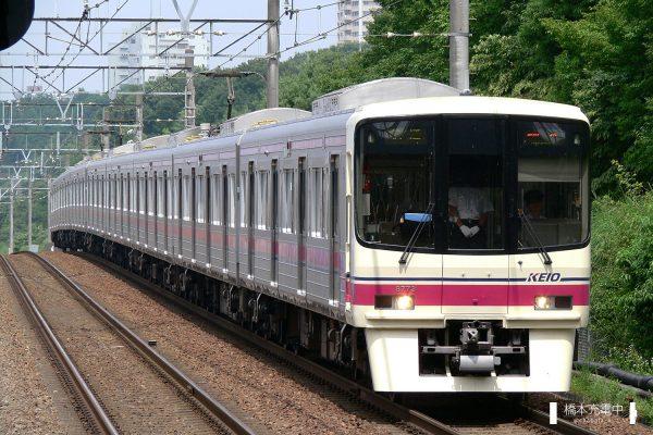 京王8000系 8723F