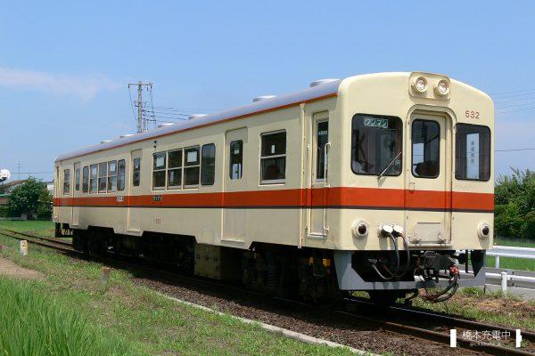 関東鉄道キハ532形 キハ532