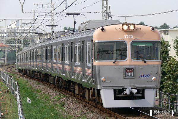 京王3000系 3720F