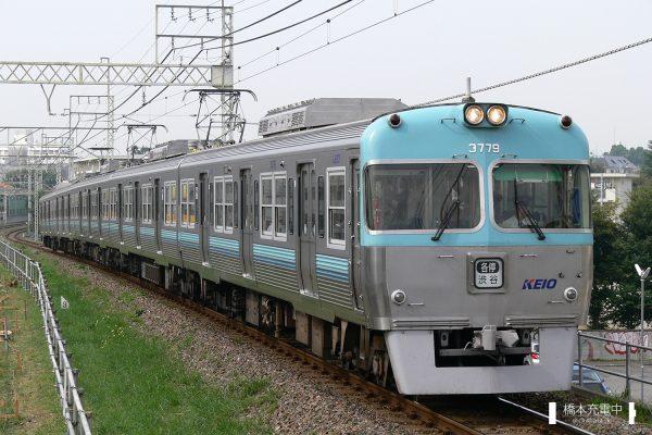 京王3000系 3729F