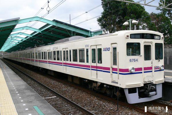 京王6000系 6714F