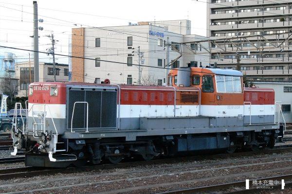 DE10形ディーゼル機関車 DE10 1529