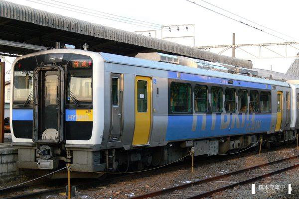 キハE200形気動車 キハE200-3