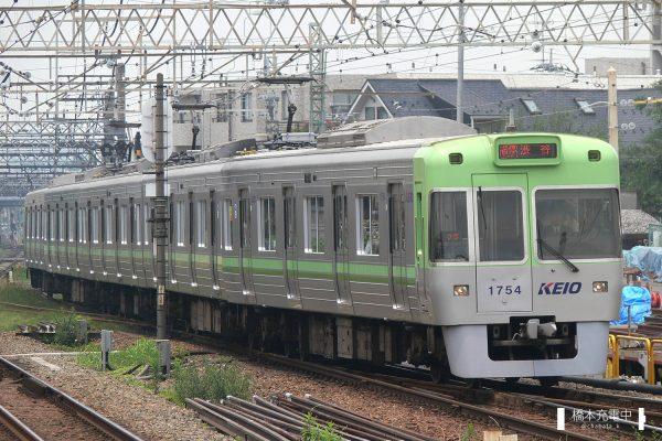 京王1000系 1704F