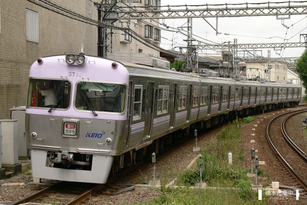 京王3000系 3726F