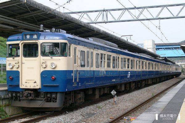 115系電車 M10編成(豊田車両センター)