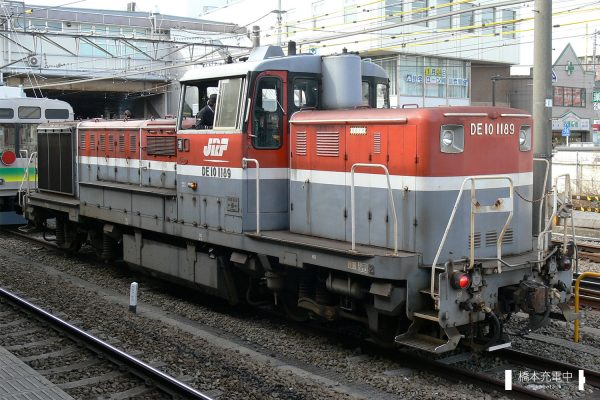 DE10形ディーゼル機関車 DE10 1189