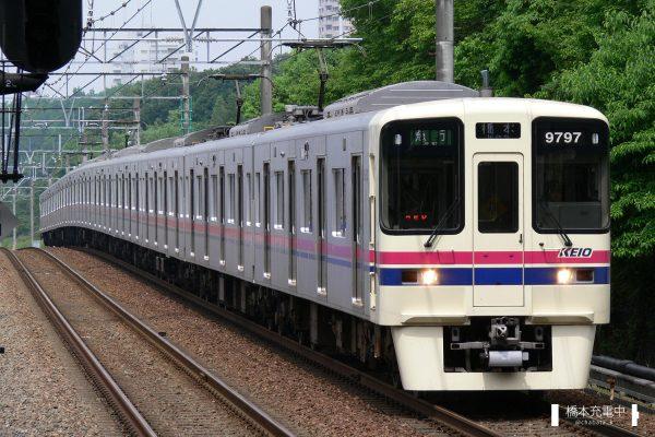 京王9000系 9747F