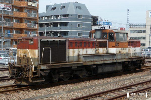 DE10形ディーゼル機関車 DE10 1073/2010-06-24 八王子
