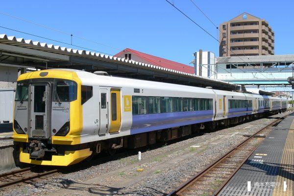 E257系電車 NB-05編成(幕張車両センター)