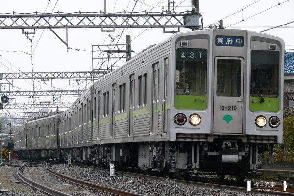 東京都交通局10-000形 10-210F