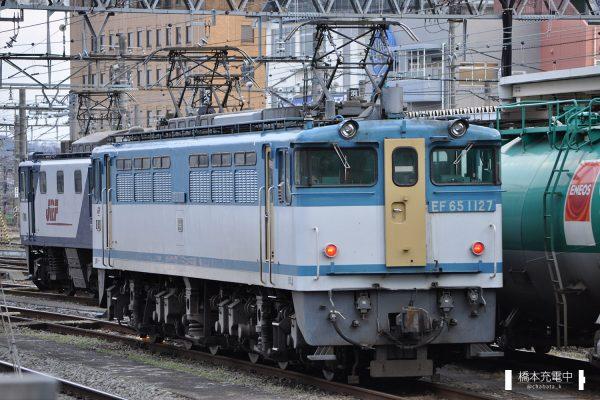 EF65形電気機関車 EF65 1127