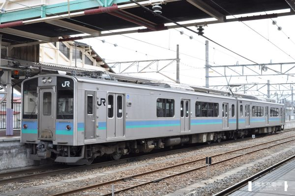 E127系電車 A11編成(松本車両センター)