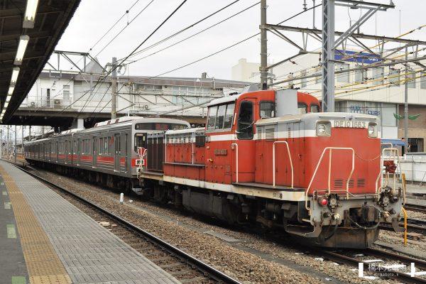 DE10形ディーゼル機関車 DE10 1663