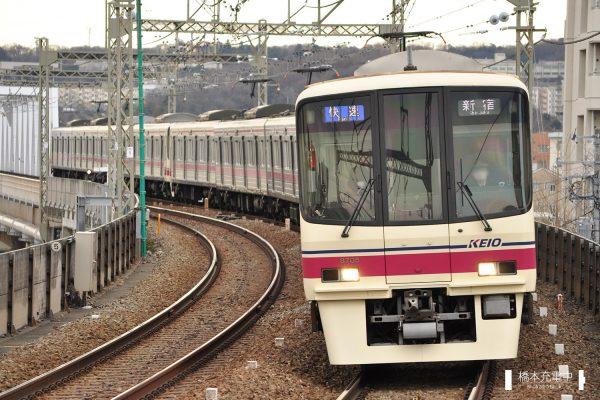 京王8000系 8705F