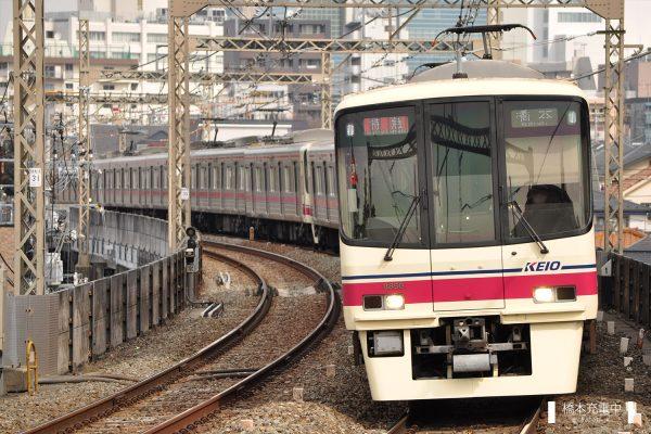京王8000系 8706F