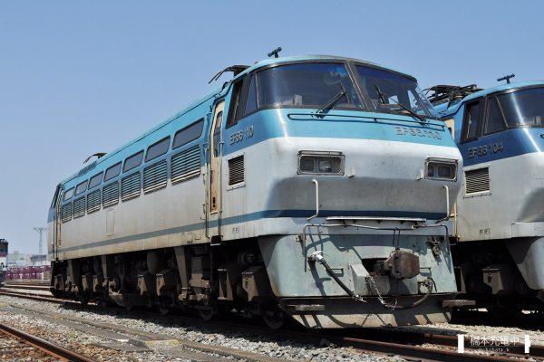 EF66形電気機関車 EF66 110