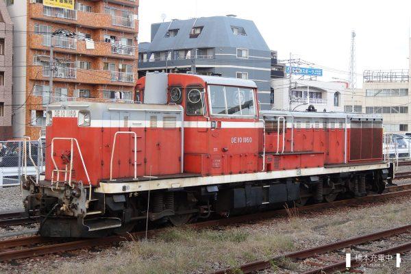 DE10形ディーゼル機関車 DE10 1160