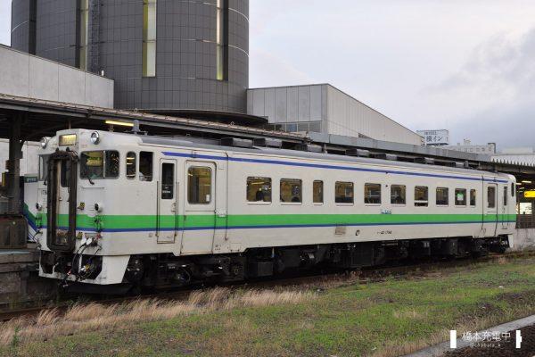 キハ40形気動車 キハ40 1798(函館運輸所)