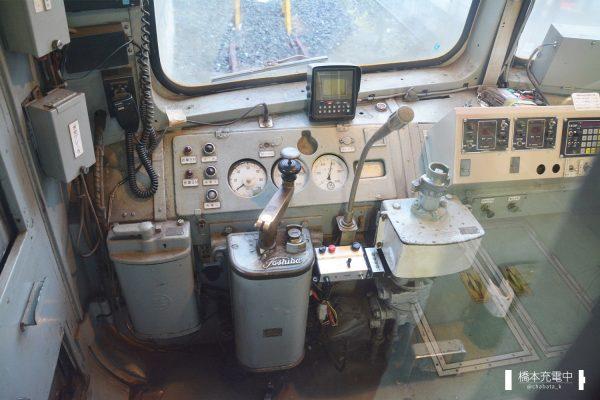 熊本電鉄5000形 5101A/運転台