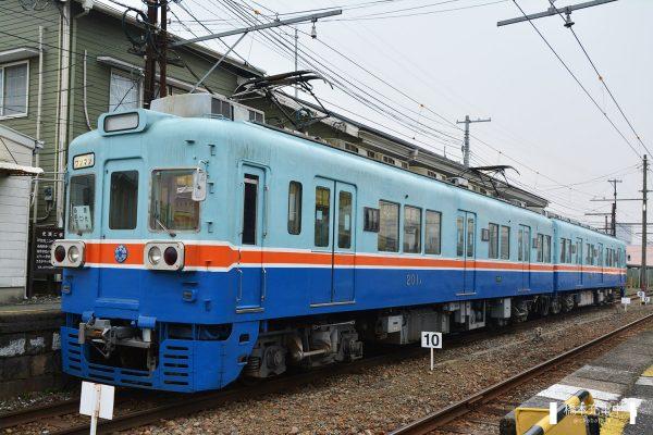 熊本電鉄200形 201A+202A