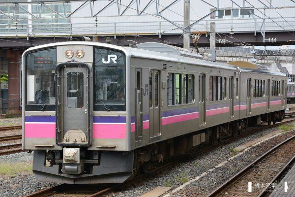701系電車 N5010編成(秋田車両センター)/2016-09-04 盛岡