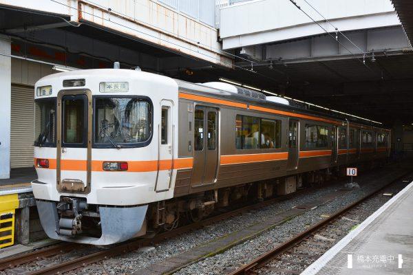 313系電車 R116編成(大垣車両区) 2017-07-01 豊橋