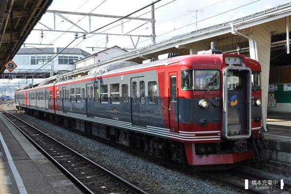 しなの鉄道115系 S8編成